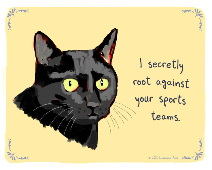 I secretly root against
