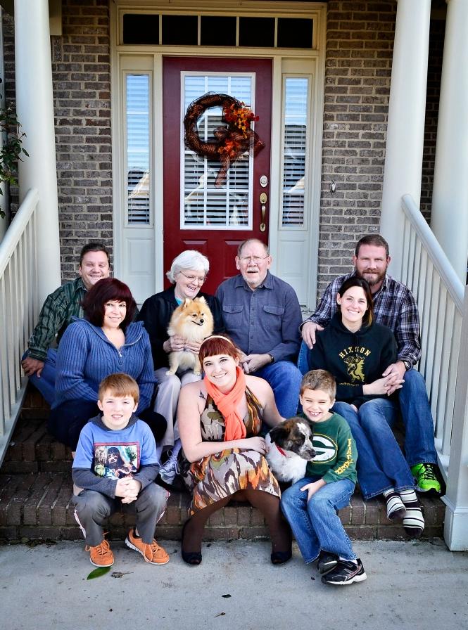 Miller Family Thanksgiving