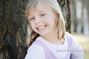 Avery at age 6