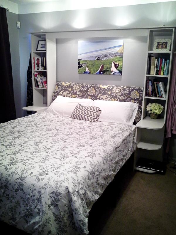 Finished bedroom 1
