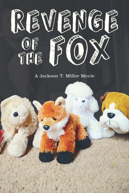 Revenge of the Fox movie poster