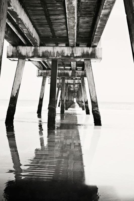 Bridge at Jax Beach