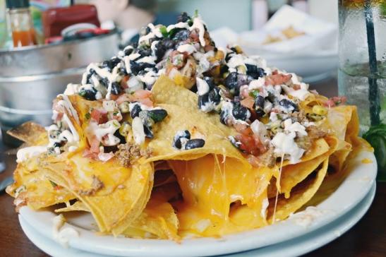 Hangry nachos