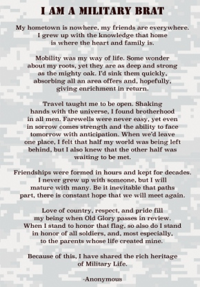 Military Brat