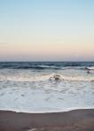 Nearing sunset at Fernandina Beach