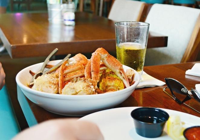 Seafood at Salt Life