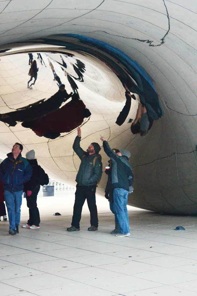 Inside the Bean