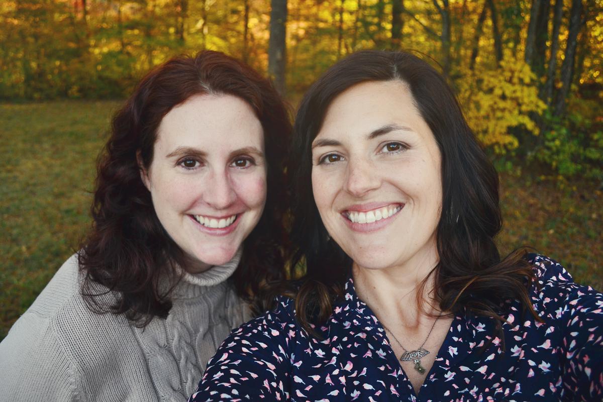 Jennie and Karin 2014